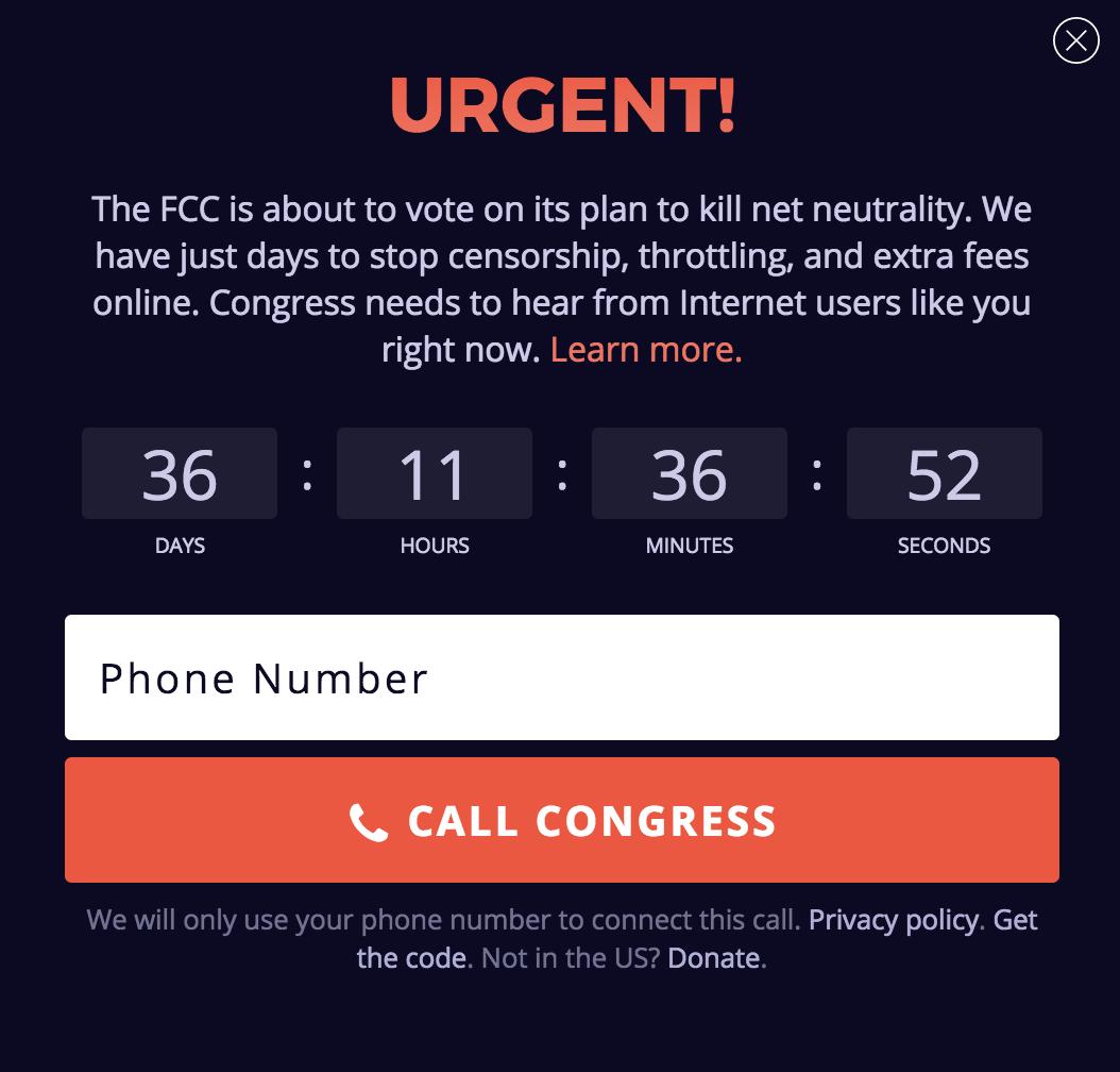 December Break The Internet Save Net Neutrality - Net neutrality letter template