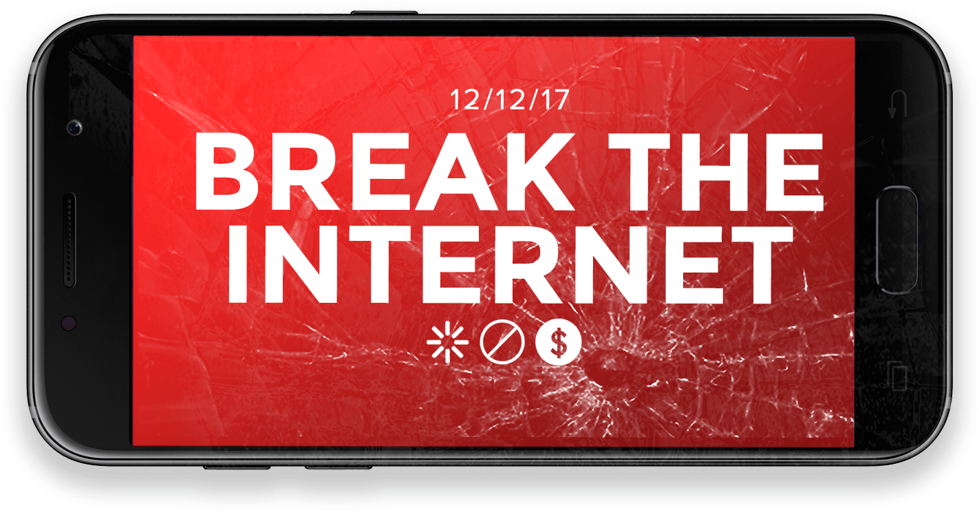 Massive online protest planned two days before FCC net neutrality vote